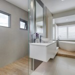 Port Macquarie – interior design - main bathroom – Northshore