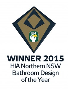 Michelle Burton - WINNER - HIA NNSW - Bathroom Design of the Year