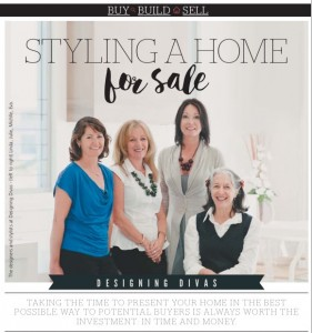 designing divas - styling a home for sale - Port Macquarie