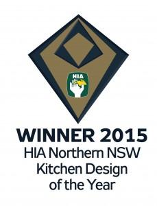 Michelle Burton : HIA NNSW WINNER 2015 - Kitchen Design of the Year