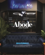 commercial interior design Wave Bowl