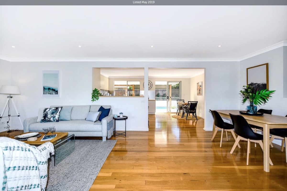 Home staging - Port Macquarie - Hassall Street - Designing Divas